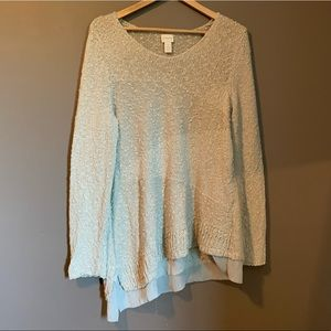 Chico's long sweater